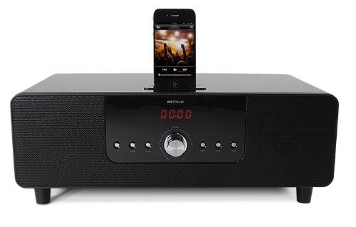 mobilespotlight kitsound boomdock docking station for ipod iphone 4 4s 3gs 3g. Black Bedroom Furniture Sets. Home Design Ideas
