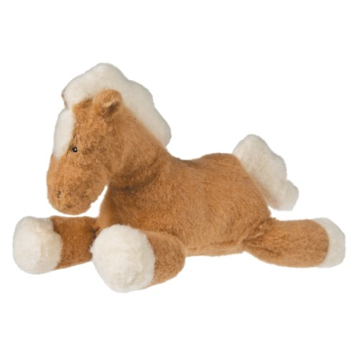 Mary Meyer Earthmates Fuzz that Wuzz, Shoezzzz Horse, 10-Inches