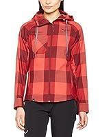 Salewa Camisa Mujer Puez Pl W L/S Srt (Rojo)