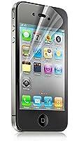 6 x Membrane Films de protection d'écran pour Apple iPhone 5 / 5G / 5GS - Ultra clair (Invisible), Résistant aux éraflures, Emballage d'origine et accessoires