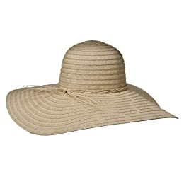 Product Image Merona® Lare Straw Floppy Hat - Tan