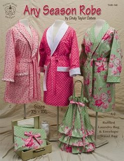 Any Season Robe Sewing Pattern Book (Cindy Taylor Oates Sew compare prices)