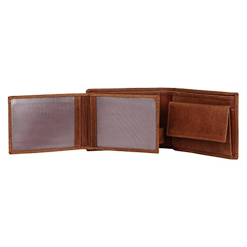 04. RFID Wallets RFID Blocking Genuine Leather Wallets for Men by Rustic Town