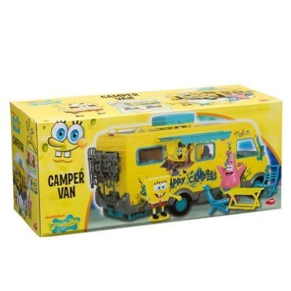 Brand new SpongeBob Camper Van by ChoicefullBargain (Sponge Bob Camper Van compare prices)