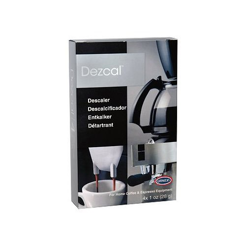 Descaling Gevalia Coffee Maker : Urnex Dezcal Coffee and Espresso Machine Descaling Powder 1oz 12 Packets Home Garden Kitchen ...