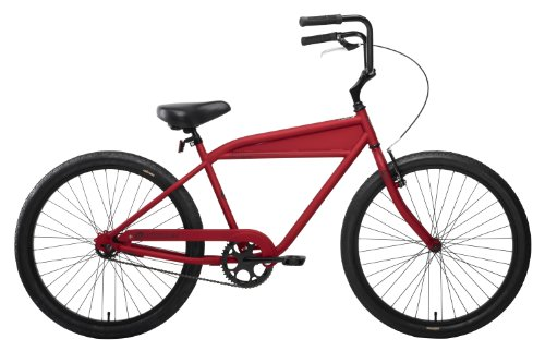 Nirve Men's B 1 Cruiser 1 speed Matte Bicycle
