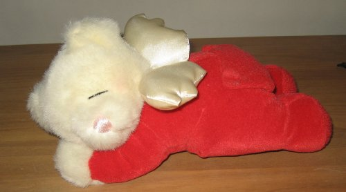 Russ Berrie Angel Bear Plush Animal