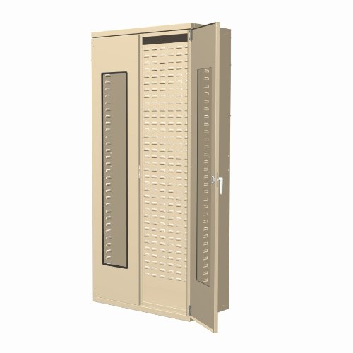 Akro Mils Ac3618 Qv Steel Quick View Storage Cabinet With