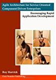 img - for Agile Architecture for Service Oriented Component Driven Enterprises: Encouraging Rapid Application Development using Agile book / textbook / text book