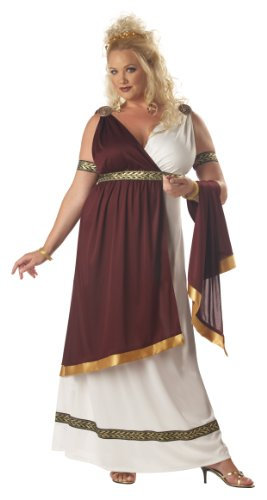 California Costumes Women's Roman Empress Costume