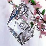 Rainbow Dancer (Crystal Ice Rainbow Maker) Glass Prism Suncatcher