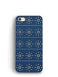 YuBingo Ship Navigation Wheels Pattern Mobile Case Back Cover for Apple iPhone 5