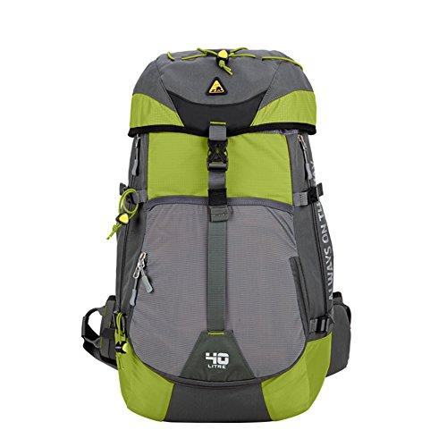 Outdoor sac d'escalade / sac en camping / randonnée sac à bandoulière / sac à dos grande capacité-vert 40L
