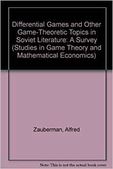 essays on game theory and mathematical economics Classics in game theory assembles in one sourcebook the basic  is a subfield  of mathematics and economics that models situations in  has chosen eighteen  essays that constitute the core of game theory as it exists today.