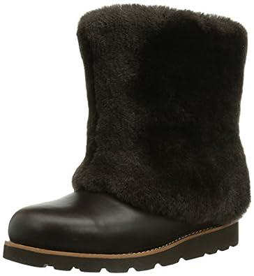UGG Australia Women's Maylin Boots,Stout Leather,12 US