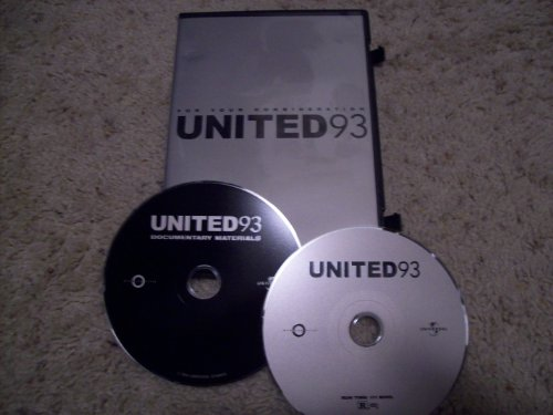 Cover art for  UNITED 93