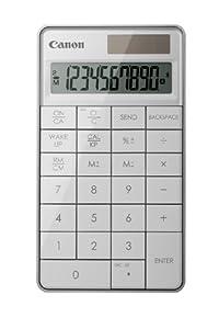 Canon Office Products 5093B002 X Mark I Wireless Keypad Calculator, White