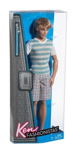 Imagen 3 de Barbie X2266 - Ken Fashionista (Mattel)