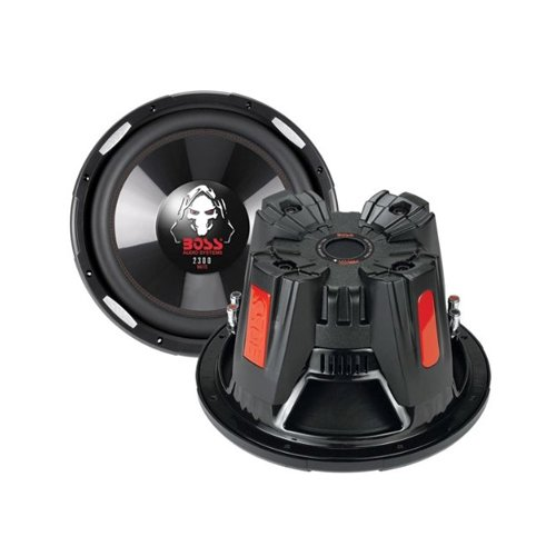 Boss Audio P106Dvc Phantom 10-Inch 2100-Watt Dual Voice Coil Subwoofer