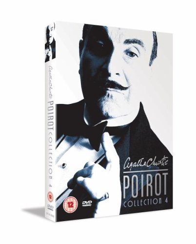 Poirot Collection 4 [DVD]