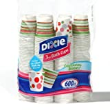 Dixie Cold Cups, 3 oz/600-Count - Designs May Vary