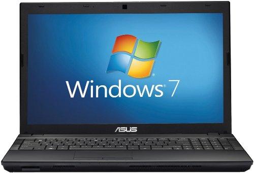 Asus K53U 15.6 inch Laptop (AMD Fusion E450 1.65GHz, 6GB RAM, 500GB HDD, DVD Super Multi DL, LAN, WLAN, Webcam, Windows 7 Home Premium 64-Bit)