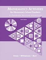 Mathematics Activities for Elementary School Teachers by Dolan