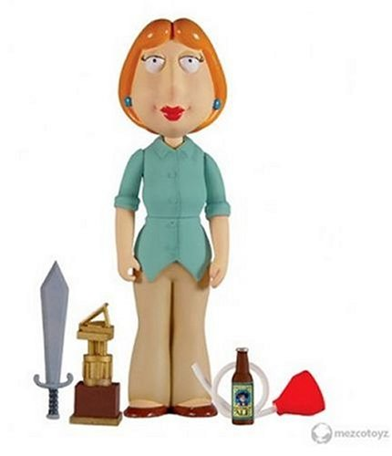Picture of Mezco Family Guy Action Figure Series 1 - Lois Griffin (B0002PUCHY) (Mezco Action Figures)