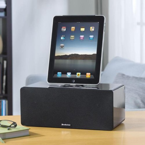 Power Speaker Stereo for iPad Tablet