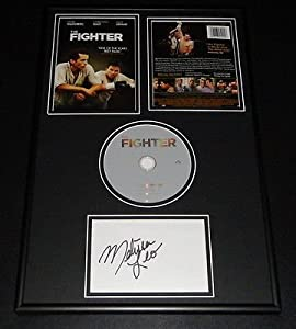 Buy Melissa Leo Signed Framed 12x18 The Fighter DVD & Photo Display by The Steel City Auctions Gallery