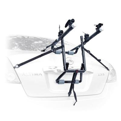 Allen Deluxe Two Bicycle Trunk Mounted Car Rack - 102DN