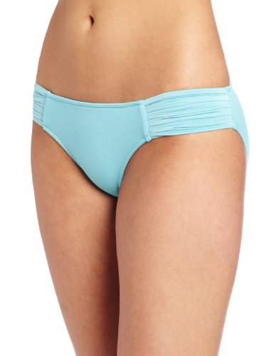 Seafolly Women's Goddess Pleated Hipster