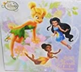 Disney Fairies TinkerBell 12-month 2013 Wall Calendar (10x10)
