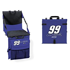 Nascar Carl Edwards Seat Cushion Cooler With Back by BSI PRODUCTS, INC.