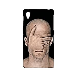 BLUEDIO Designer 3D Printed Back case cover for Sony Xperia Z1 - G7724