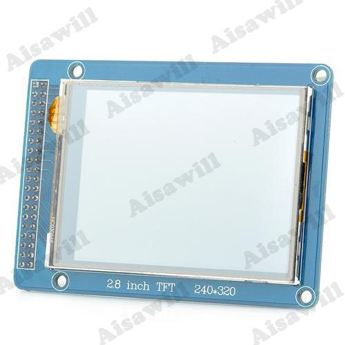 "2.8"" Tft Lcd Display Screen Module For Arduino"