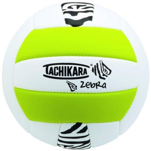 Tachikara Soft-Tech Zebra VolleyBall, Zebra