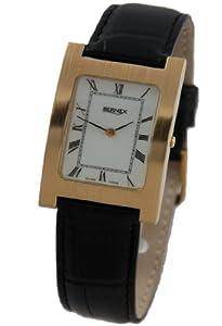 Bernex GB11117 - Reloj de pulsera hombre, piel