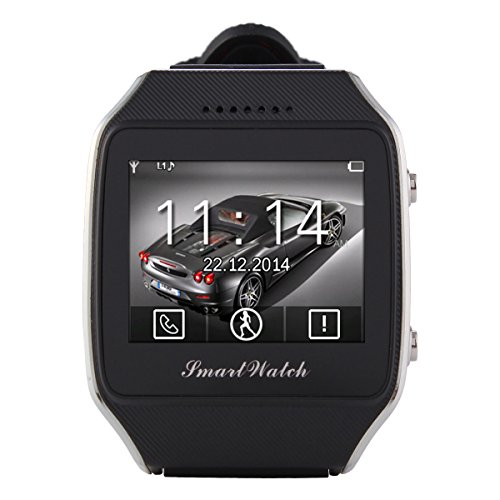 Otium Gear Neo Bluetooth GPS SmartWatch WristWatch Phone Mate