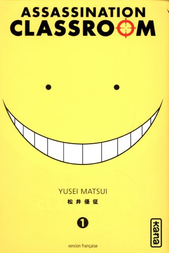 Assassination classroom (1) : Assassination classroom. 1