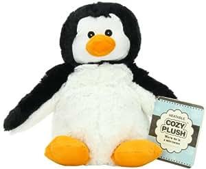 Intelex - Cozy Plush : Peluche Pinguouin Chauffante au Micro-Ondes