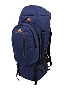 Guerrilla Packs Emperor Internal Frame Backpack, Medieval Blue by Guerrilla Packs