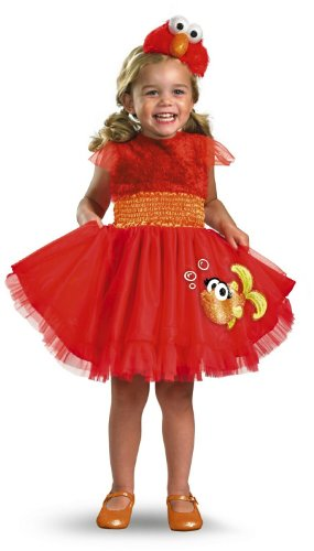 Frilly Elmo