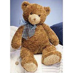 Gund Bear ''Dylan'' Large