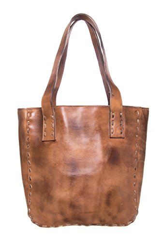 Stevie Leather Tote
