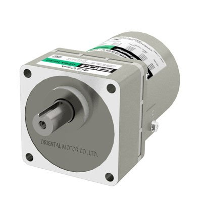 Single-Phase 220/230 Vac, 60 Or 50 Hz, 25 W (1/30 Hp) Ac Gear Motor ( Motor With 150:1 Gearhead)