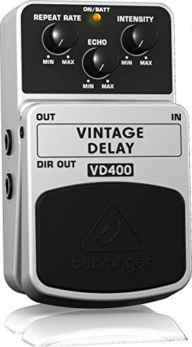Behringer Vintage Delay Vd400 Import It All
