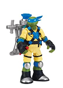 Teenage Mutant Ninja Turtles Mutant Ooze Launchin' Leo Action Figure