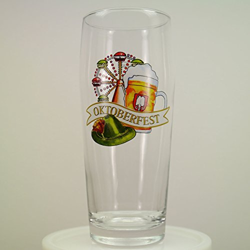 Spaten Munchen Oktoberfest Beer Tall Pilsner Glass 0.5L (Spaten Beer compare prices)