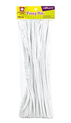 fibre-craft-creative-hands-white-chenille-stems-chenille-stems